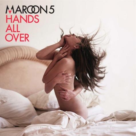 Maroon 5 Hands All Over